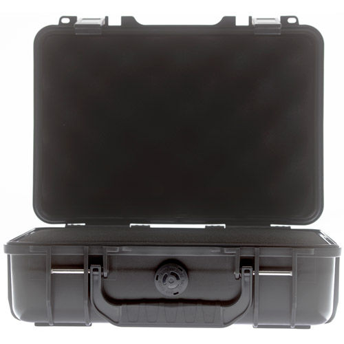 Plastic Carrying Case (IP 67 Rating) with Foam Insert