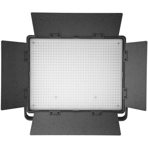 2xLG-900CSCII Bi-Color LED Panels 2 Light Kit with Stands, Stand Bag and Hard Case