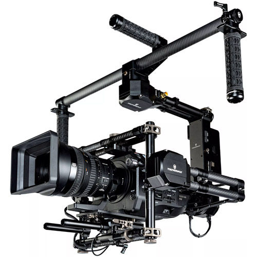 Gravity 3 Axis Handheld Gimbal System V-Mount
