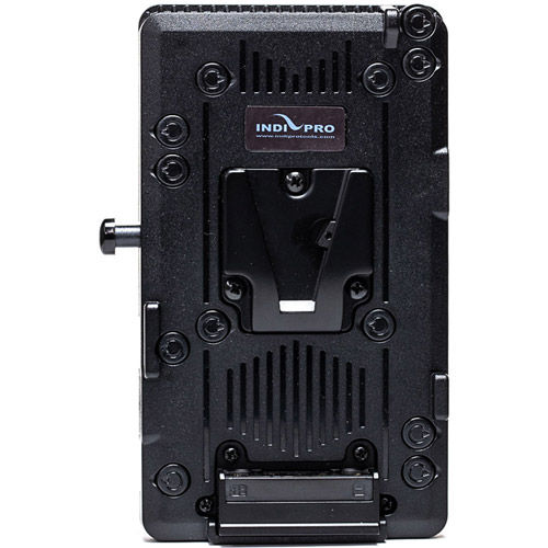 Blackmagic URSA Plate, Compact 95Wh V-Mount Battery and D-Tap Pro Charger (2.5A) Kit