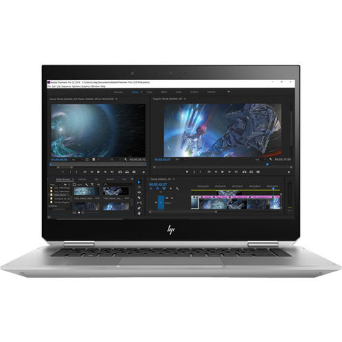 "ZBook Studio x360 G5 Multi Touch Convertible Mobile Workstation-15.6"" Intel Core i7-8750H 16GB"