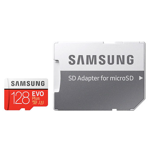 MB-MC128GA/CA 128GB EVOPlus Flash Memory Card