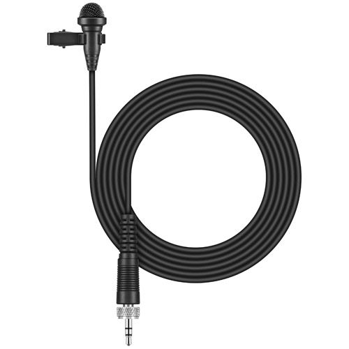 Portable lavalier set w/(1) ME2-II clip-on lapel mic, (1) XSW-D MINI Jack TX (3.5mm), (1) XSW-D MIN