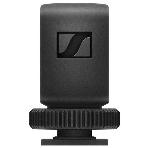 Portable interview set w/ (1) XSW-D XLR Female TX (1) XSW-D MINI JACK RX (3.5mm), (1) hotshoe mount