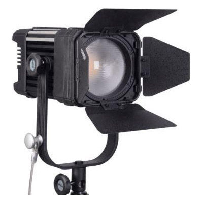 2xLG-1200CSCII  Bi-Color with D1200MC Fresnel 3 x Stands, Stand Bag and Hard Case