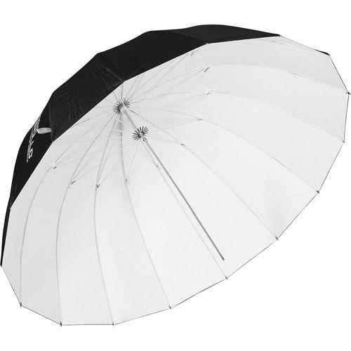 "53"" Deep Umbrella White"
