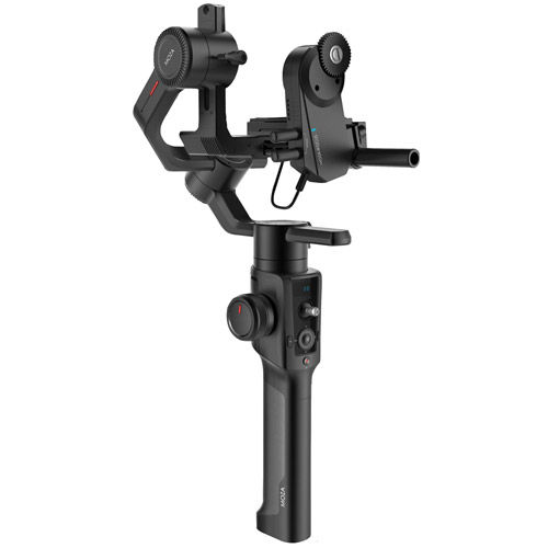 MOZA Air 2 3-Axis Gimbal with iFocus Lens Control System