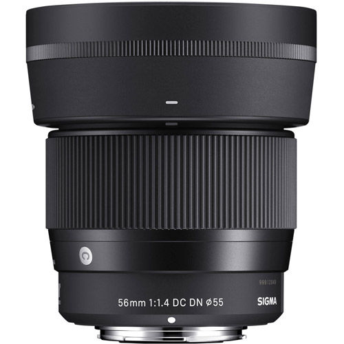Contemporary 56mm f/1.4 DC DN HSM Lens for Sony E-Mount