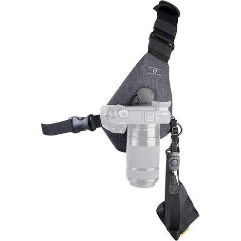 Skout Sling Style Harness for 1 Camera - Charcoal Grey