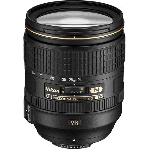 D750 Kit w/ AF-S NIKKOR 24-120mm VR Lens & AF-S NIKKOR 50mm f/1.8 G Lens