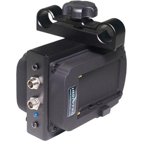 Dual Sony L-Series Power System to Blackmagic 4k  Cinema Camera (12V Output)