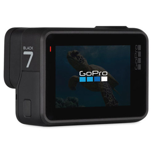 HERO7 Black Bundle w/Rechargeable Battery and Extreme 32GB Micro SDHC A1 UHS-1 U3 Class 10 V30