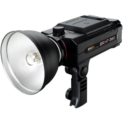 BRiHT-360 TTL With Honeycomb Grid,Tele Reflector, Beauty Dish,Battery,Snoot & FlashWave-5 TX TTL-CAN