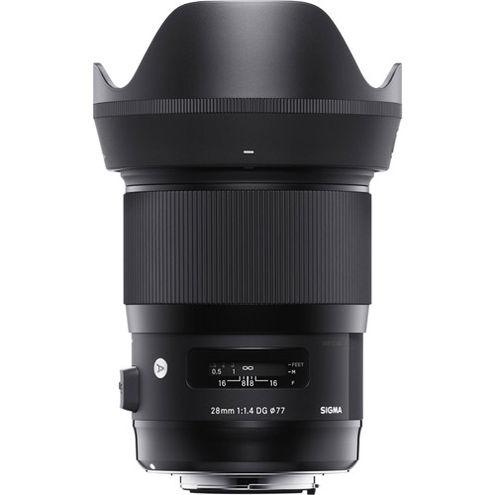 ART 28mm f/1.4 DG HSM Lens for Canon