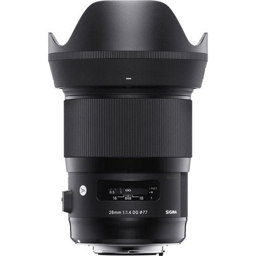 ART 28mm f/1.4 DG HSM Lens for Sony E-Mount