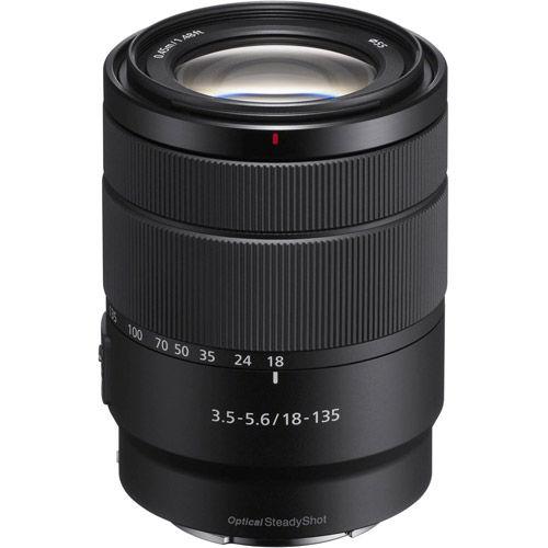 Alpha A6400 Mirrorless Black Kit w/ SEL 18-135mm OSS Lens