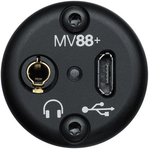 MOTIV MV88 Digital Stereo Condenser Microphone for iOS