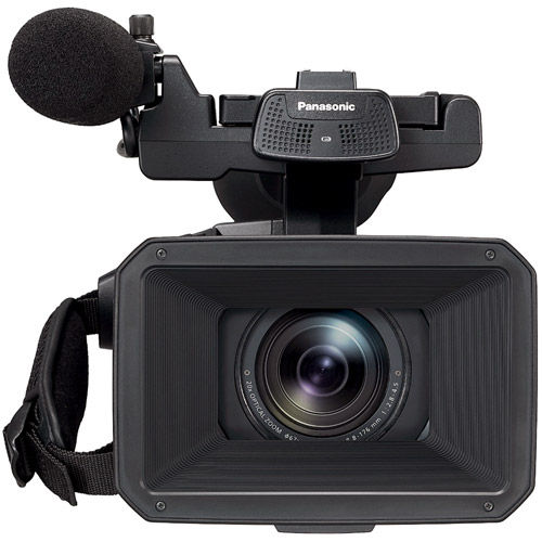 AGCX350 Memory Card Camera Recorder with Live Streaming and NDI/HX