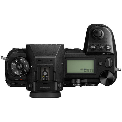Lumix DC-S1R Mirrorless Body