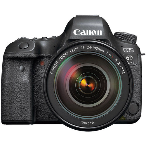 EOS 6D Mark II Body With 470EX- AI Flash