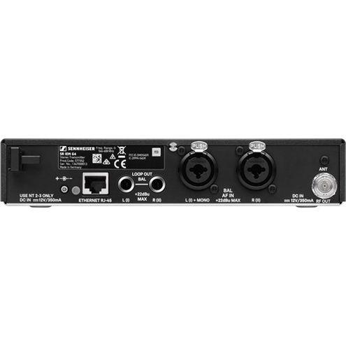 SR IEM G4-G Stereo monitoring transmitter Includes GA3 rackmount kit freq G 566 - 608  Mhz