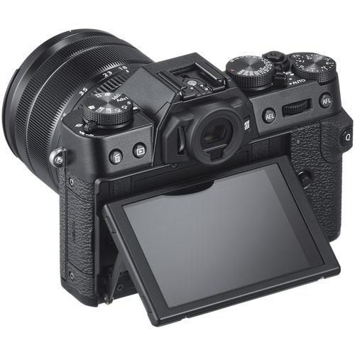 X-T30 Mirrorless Body Black