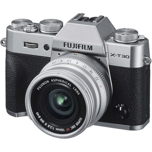 X-T30 Mirrorless Body Silver