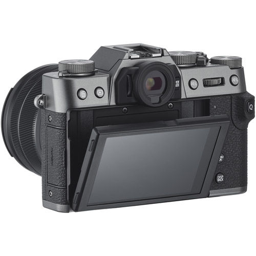 X-T30 Mirrorless Body Charcoal Silver