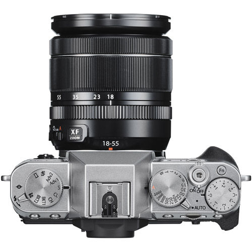 X-T30 Mirrorless Kit Silver w/ XF 18-55mm f/2.8-4.0 R LM OIS Lens
