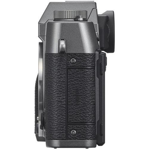 X-T30 Mirrorless Kit Charcoal Silver w/ XF 18-55mm f/2.8-4.0 R LM OIS Lens