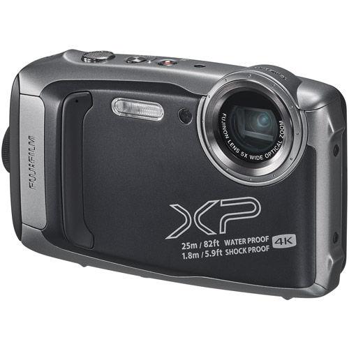 Finepix XP140 Dark Silver