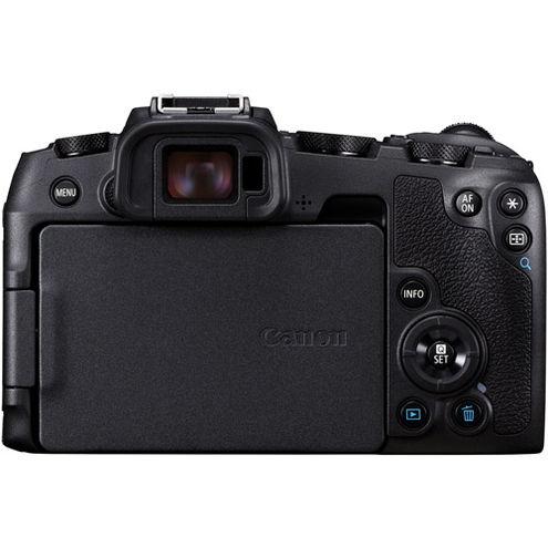 EOS RP Full Frame Mirrorless Camera Body With Bonus LP-E17 and EF-EOS R Lens Mount Adapter