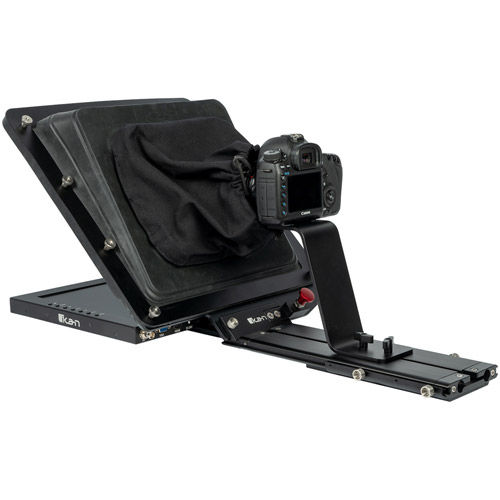 "PT4700-TK Professional 17""High Bright Teleprompter  Travel Kit"