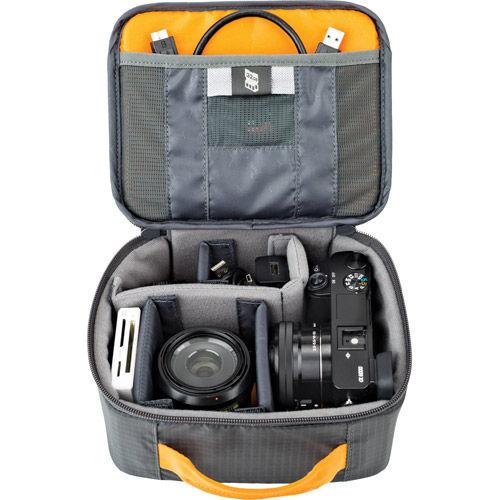 GearUp Camera Box Medium (Gray)