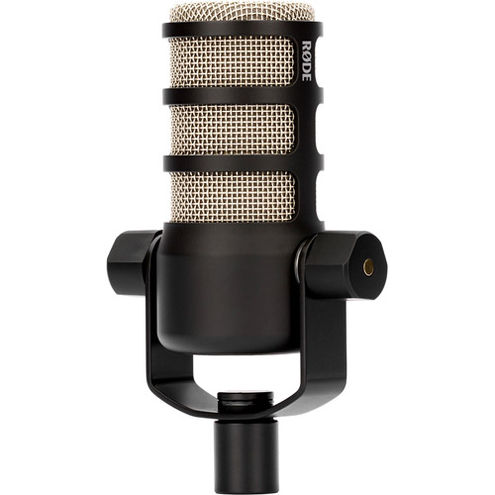 Podcast-Ready Dynamic Microphone