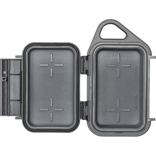 G10 Personal Utility Go Case (Anthracite/ Gray)