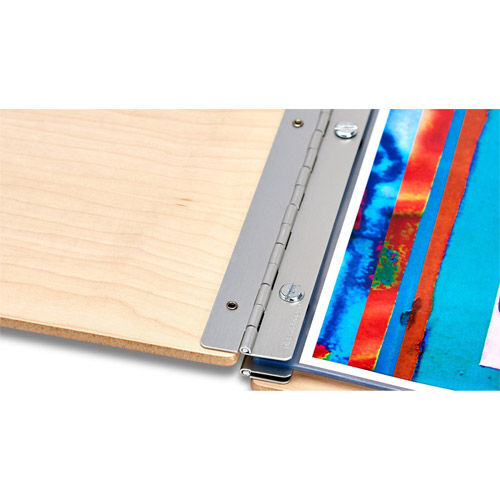 Maple 8.5 x 11 Landscape Screwpost Binder