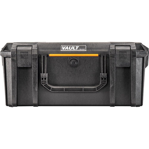Vault V600 Equipment Case w/ Foam Insert (Black)