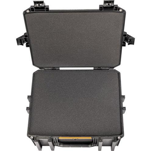 Vault V600 Equipment Case w/ Foam Insert (Black)