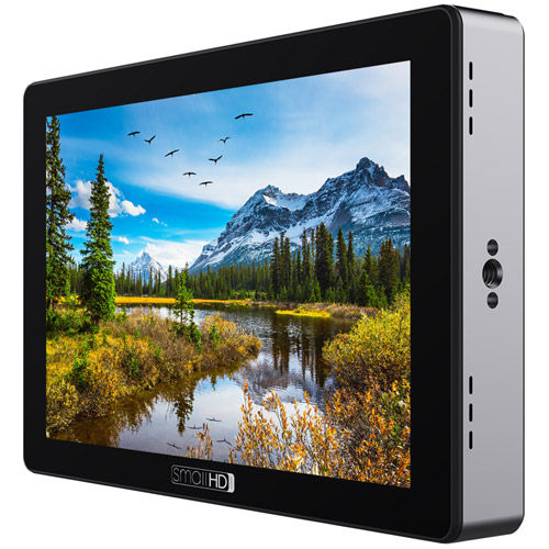 702  Monitor 7-inch Daylight Viewable On-Camera Monitor with DCI-P3 Color