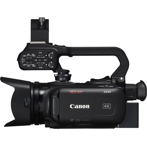XA40 Video Camcorder