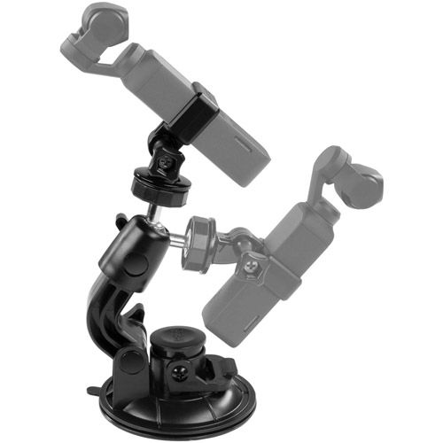 Suction Cup with Ball Head for Osmo Pocket
