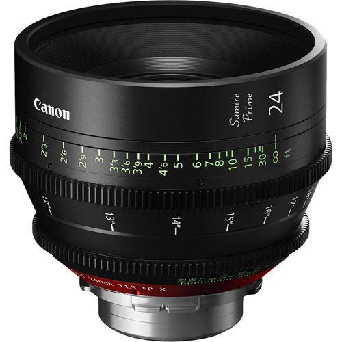 Sumire Cine Prime 4 Lens Set w/ CN-E 24/35/50/85mm Lens PLMount
