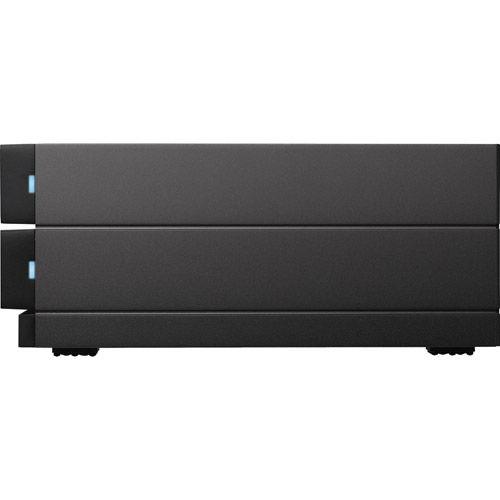4TB 2big 2-Bay USB 3.1 Type-C RAID Array
