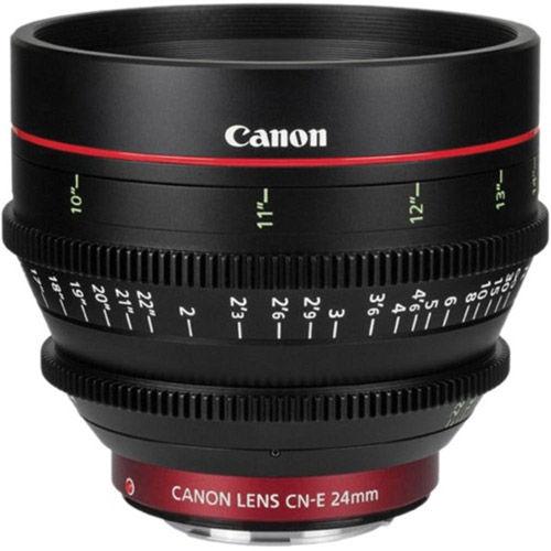 Cine EF Prime 4 Lens Set CN-E 24/35/50/85mm EF Prime Lenses