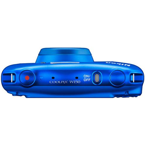 Coolpix W150 Blue