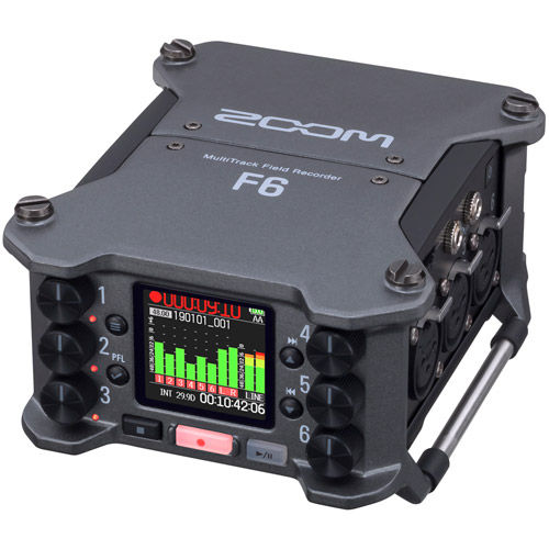 F6 Field Recorder