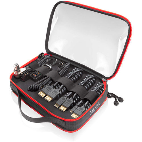 AC Camera cable kit BNC, HDMI, DTAP, LANC