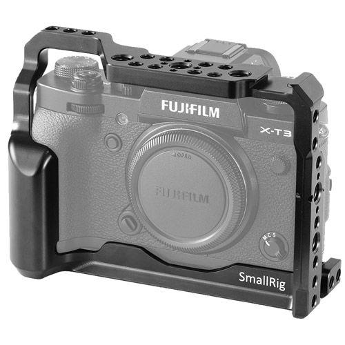 Cage for Fujifilm X-T3 Camera