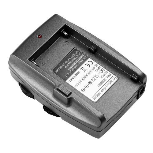 DV Battery Plate Adapter for BMPCC/BMCC/B